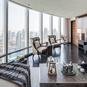 Апартаменты в Дубайской Башнке