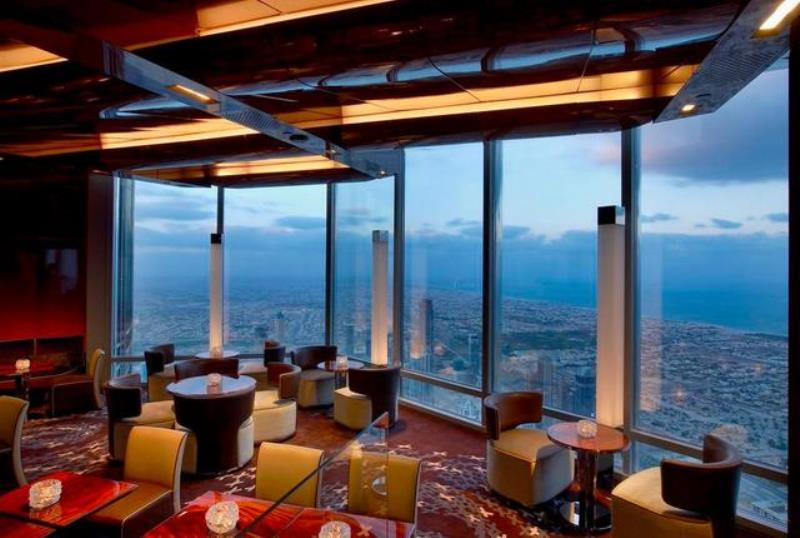 Самый высокий в мире ресторан