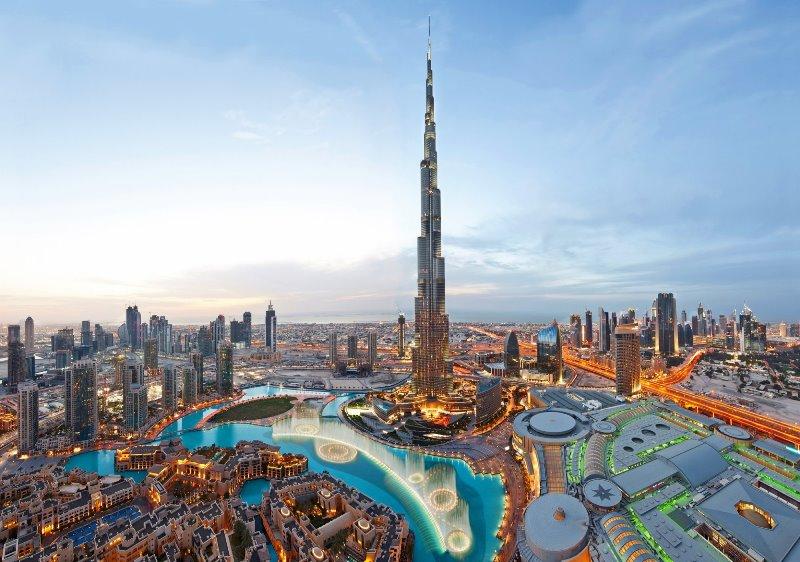 Дубайская Башня фото