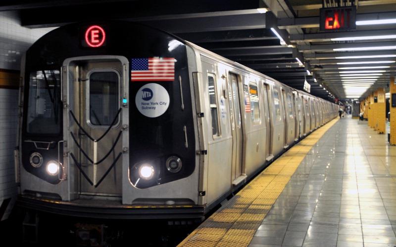 Самый длинный метрополитен в мире находится в Нью-Йорке