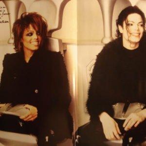 Майкл Джексон и Джанет Джексон