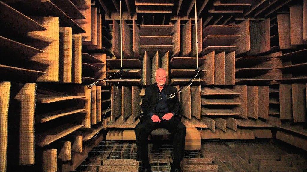 Стивен Орфилд - основатель безэховай камеры