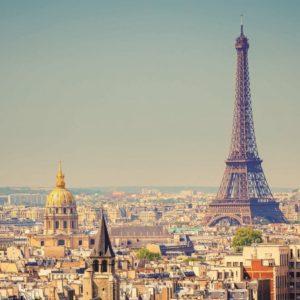 Башня в Париже