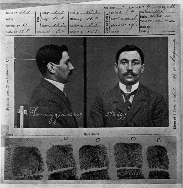 Винченцо Перуджо, который украл Джоконду