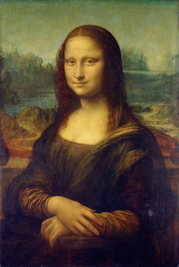 Улыбка Джоконды и интересные факты о Мона Лизе Леонардо да Винчи