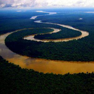 Пейзаж Амазонки