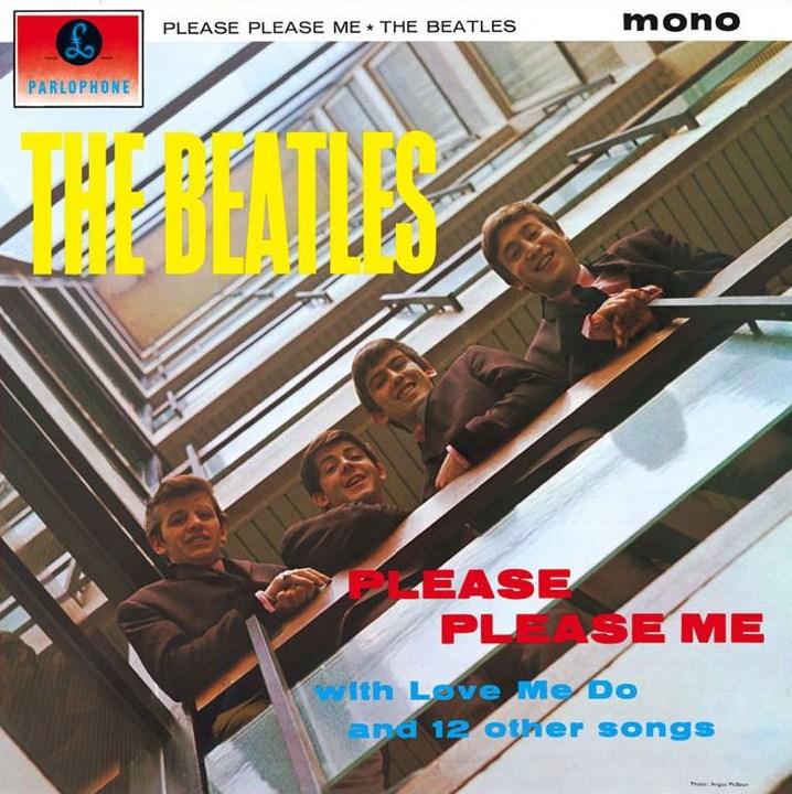 Первый альбом Beatles
