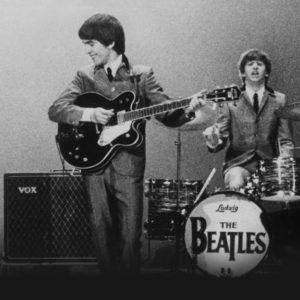 Группа The Beatles - ливерпульская четвёрка