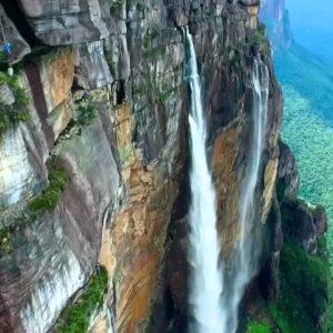 Самый высоки в мире водопад