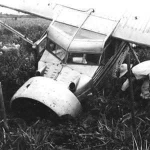 """Крушение самолёта """"Фламинго"""""""