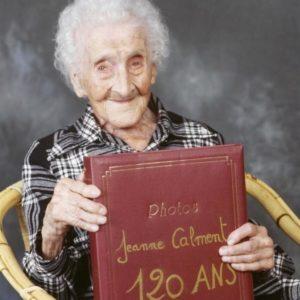 Жанна Луиза Кальман — человек, который прожил дольше всех на земле