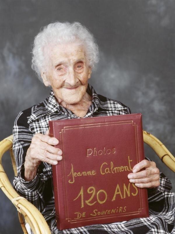 Человек, который прожил дольше всех на земле - 122 года