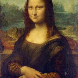 Мона Лиза и Спаситель мира