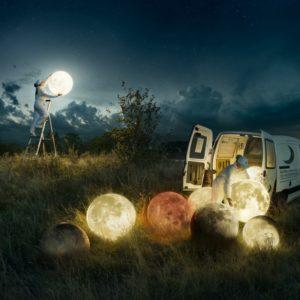Самые интересные факты о Луне, спутнике Земли