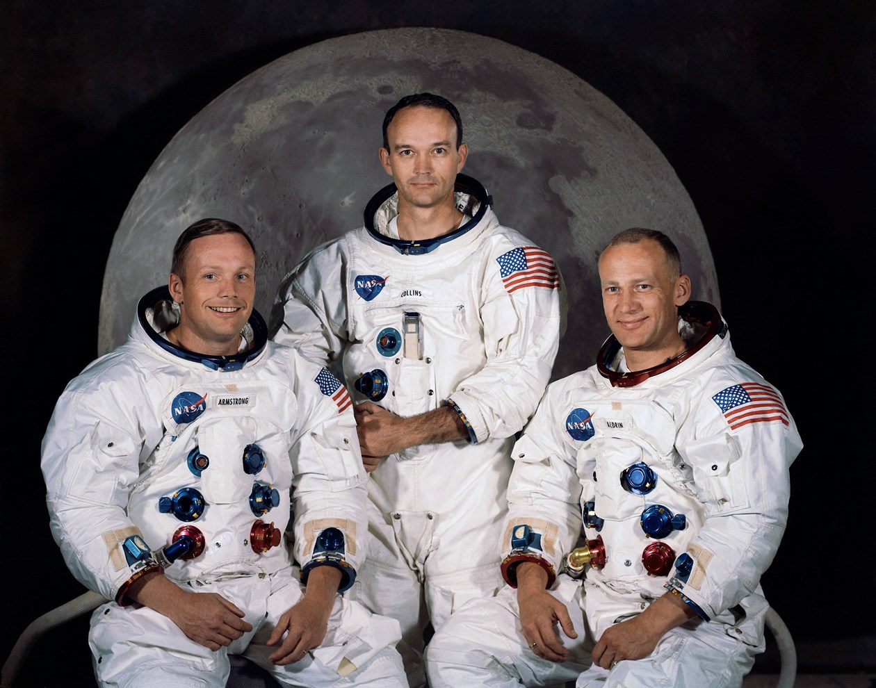 Экипаж Аполлона 11