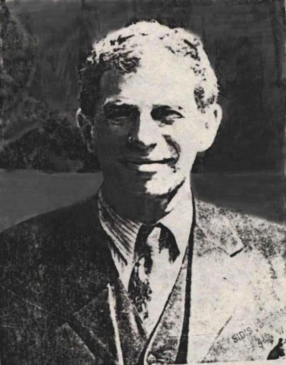 Уильям Сайдис в зрелом возрасте