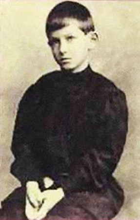 Отрок Уильям Сайдис