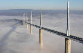 Самый высокий мост на планете